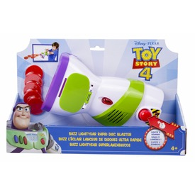 Toy Story 4 Buzz Lightyear korongkilövője
