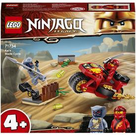 LEGO Ninjago 71734 Kai Pengés Motorja