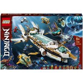 LEGO Ninjago 71756 Vízi fejvadász