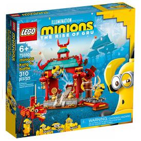 LEGO Minions 75550 Minyonok Kung Fu csatája