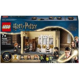 LEGO Harry Potter TM 76386 Roxfort™: Százfűlé-főzet kis hibával