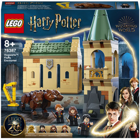 LEGO Harry Potter TM 76387 Roxfort™: Találkozás Bolyhoskával