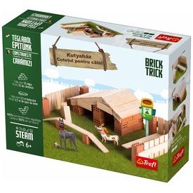 Brick Trick kutyaól építőjáték