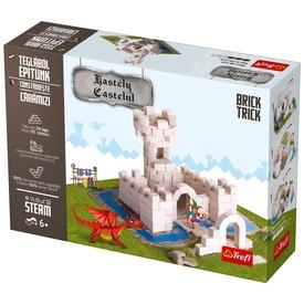 Brick Trick - Kastély kreatív építőjáték