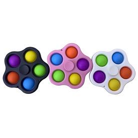 Pop it 5 gombos játék, 3 féle