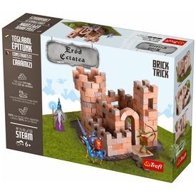 Brick Trick erőd építőjáték