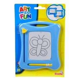 Art Fun mágneses rajztábla - 16 x 13 cm, többféle