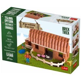 Brick Trick farm ház építőjáték