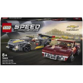 LEGO Speed Champions 76903 Chevrolet Corvette C8. R Race. . V29