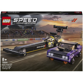 LEGO Speed Champions 76904 Mopar Dodge / /SRT Top Fuel Dr. . V29