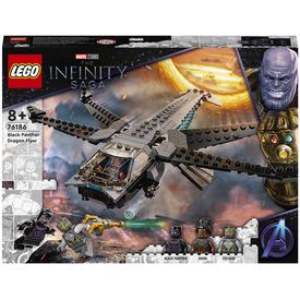 LEGO Super Heroes 76186 Black Panther Dragon Flyer V29