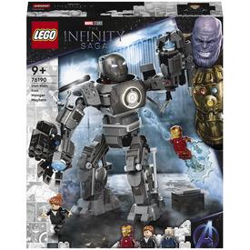 LEGO Super Heroes 76190 Iron Man: Iron Monger Mayhem V29