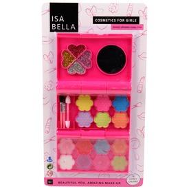 Isa Bella smink 18 darabos készlet dobozban