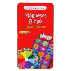 PC Állat bingo mágneses társasjáték