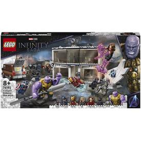LEGO Super Heroes 76192 Bosszúállók: Végjáték a döntő csata
