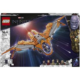 LEGO Super Heroes 76193 Az Őrzők hajója