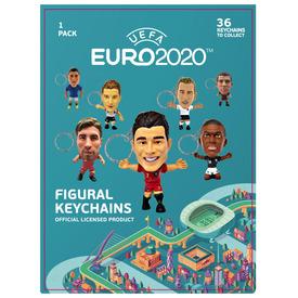 EURO 2020 sztárfocisták 3D kulcstartó