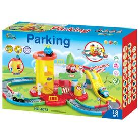 Parkolóház autópályával készlet - 34 cm Itt egy ajánlat található, a bővebben gombra kattintva, további információkat talál a termékről.