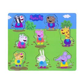 Fa puzzle - Peppa