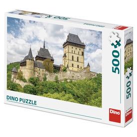 Puzzle 500 db - Karlstein vára