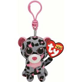 Tasha leopárd kulcstartó plüssfigura - 9 cm