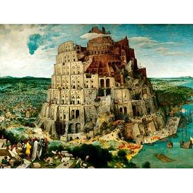 Brueghel: Bábel tornya 5000 darabos puzzle Itt egy ajánlat található, a bővebben gombra kattintva, további információkat talál a termékről.