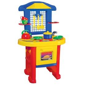Játékkonyha - piros-kék Itt egy ajánlat található, a bővebben gombra kattintva, további információkat talál a termékről.