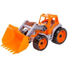 Színes műanyag traktor - többféle Itt egy ajánlat található, a bővebben gombra kattintva, további információkat talál a termékről.