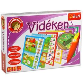 Vidéken oktató játék Itt egy ajánlat található, a bővebben gombra kattintva, további információkat talál a termékről.