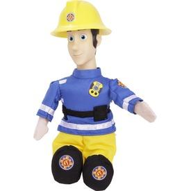 Sam a tűzoltó plüssfigura - 25 cm, többféle