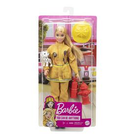 Barbie deluxe karrier játékszett