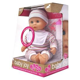 Baba, Baby Joy, 16 féle igazi babahanggal