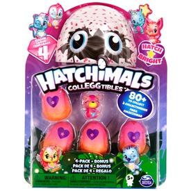 Hatchimals gyűjthető tojás 4 darabos - 4. évad