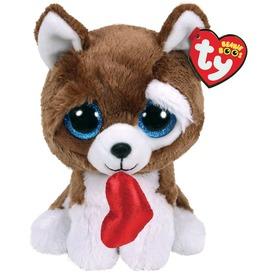 Smootches kutya plüssfigura szívvel - 15 cm