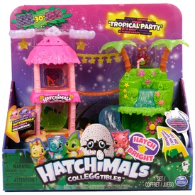 Hatchimals trópusi party készlet