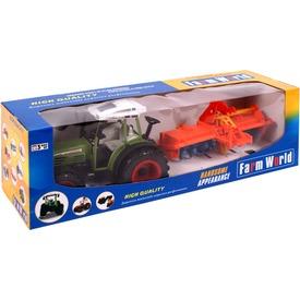 Lendkerekes traktor utánfutóval - 25 cm Itt egy ajánlat található, a bővebben gombra kattintva, további információkat talál a termékről.