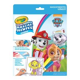 Crayola Color Wonder Mancs őrjárat színezőfüzet Itt egy ajánlat található, a bővebben gombra kattintva, további információkat talál a termékről.