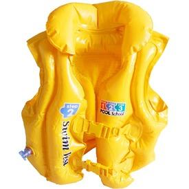 Pool School deluxe úszómellény - sárga Itt egy ajánlat található, a bővebben gombra kattintva, további információkat talál a termékről.