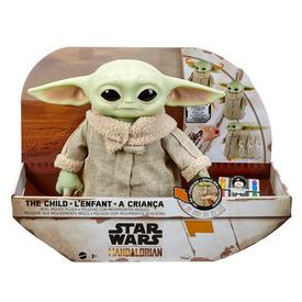 Star Wars interaktív Baby Yoda
