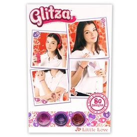 Glitza szerelem 80 darabos tetováló matrica