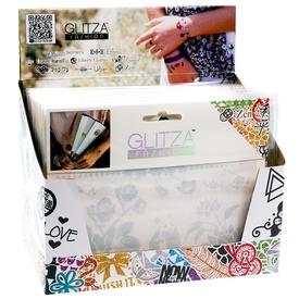Glitza sablon utántöltő készlet - többféle