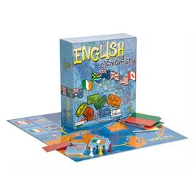 English Elementarty angol oktató társasjáték Itt egy ajánlat található, a bővebben gombra kattintva, további információkat talál a termékről.