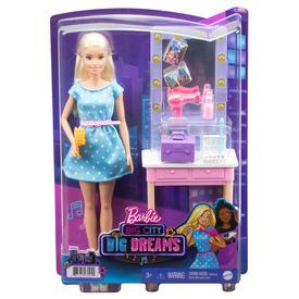 Barbie big city big dreams tükrös sminkszoba