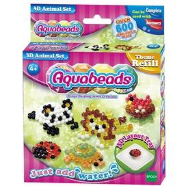 Aqua Beads 3D-s állatos szett Itt egy ajánlat található, a bővebben gombra kattintva, további információkat talál a termékről.