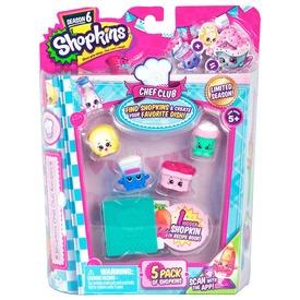 Shopkins Séf klub 5 db-os Itt egy ajánlat található, a bővebben gombra kattintva, további információkat talál a termékről.