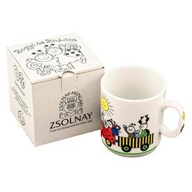 Bogyó és Babóca, Zsolnay porcelán bögre díszdoboz Itt egy ajánlat található, a bővebben gombra kattintva, további információkat talál a termékről.