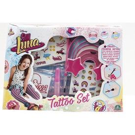 Soy Luna tetováló matrica készlet Itt egy ajánlat található, a bővebben gombra kattintva, további információkat talál a termékről.