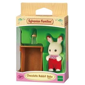 Sylvanian Families: Csoki nyuszi bébi Itt egy ajánlat található, a bővebben gombra kattintva, további információkat talál a termékről.