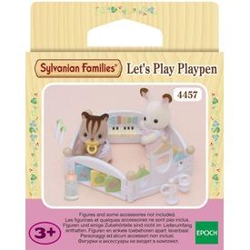 Sylvanian Families: Járóka Itt egy ajánlat található, a bővebben gombra kattintva, további információkat talál a termékről.