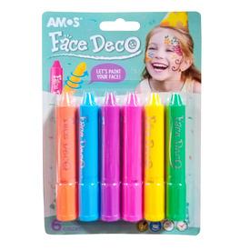 Arcfestő toll 6 darabos készlet Itt egy ajánlat található, a bővebben gombra kattintva, további információkat talál a termékről.